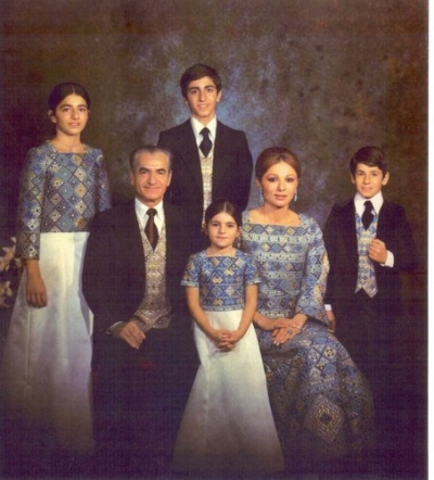 The Royal Family of Iran